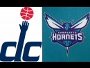 NBA 2017 2018 RS 22 11 2017 Washington Wizards @ Charlotte Hornets