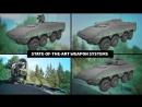 Patria - AMV XP 8X8 Amoured Modular автомобиля [1080]