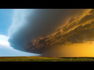 Этот шторм выглядит так, будто апокалипсис уже наступил
