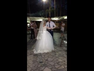Наш первый танец свадьба Каримовых