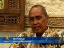 Производство индонезийского батика под угрозой