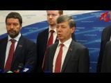 Д.Г. Новиков о прямой линии с Президентом РФ Мы не видим комплексных подходов к решению проблем
