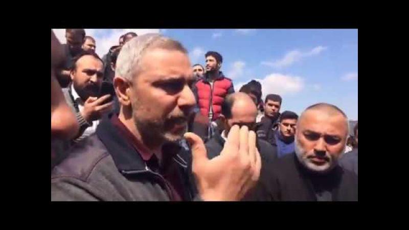 İlham Əliyev Quranı öpüb, and içdi, indi məscid sökür (Beyen, paylaş - Daha çox adam izlesin)