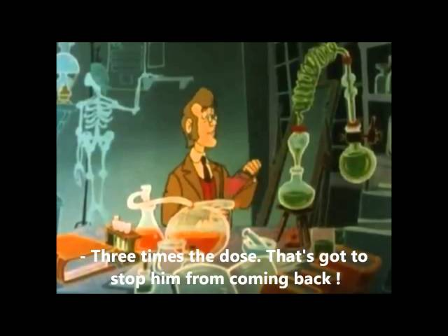 Dr Jekyll and Mr Hyde (subtitled)