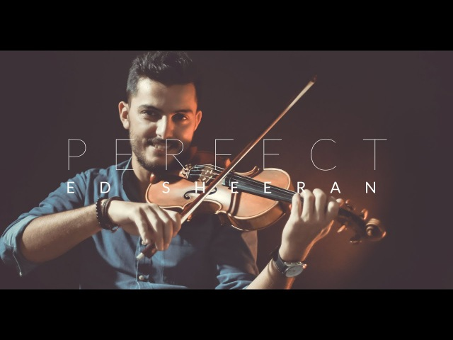 PERFECT Ed Sheeran Violin Cover by Andre Soueid