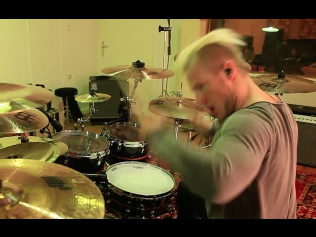 Meinl Artist Tobias Mertens - Full Metal Who** Lord Of the Lost - Drum Video