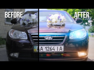 Wedding Video, Video Editing, Color Correction, After Effects, Rotoscoping, Mocha Pro. UVM