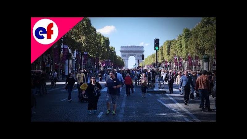 Streets of Paris: Avenue des Champs Elysees | Explore France