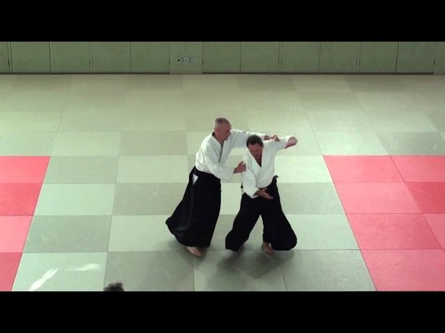 Christian Tissier, 7th Dan Aikikai - A Berlin-Seminar, June 2013, Part XII
