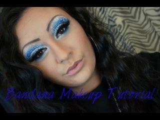 Bandana Print Makeup Tutorial