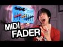 3D Print Arduino MIDI Controller USB Fader/Mixer
