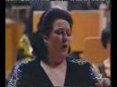 Montserrat Caballe sings Me llaman la primorosa