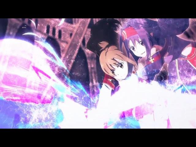 Sword Art Online: Ordinal Scale「 AMV 」 - The Pieces