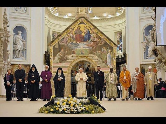 Факты! Объединение всех религий - Десять царей отдают власть ЗВЕРЮ!