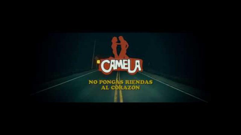 Camela - No pongas riendas al corazón (Lyric Oficial)