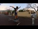Skateboarding with GoPro HERO6 FeiyuTech G5