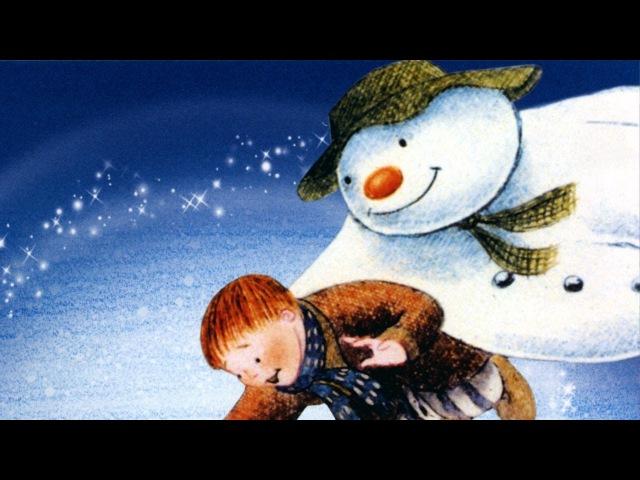 THE SNOWMAN [HD] | 🎄 Full Movie ⛄ | 1982 | Classic Movies