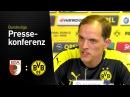 Thomas Tuchel: Mit Bartra gegen Augsburg | FC Augsburg - BVB