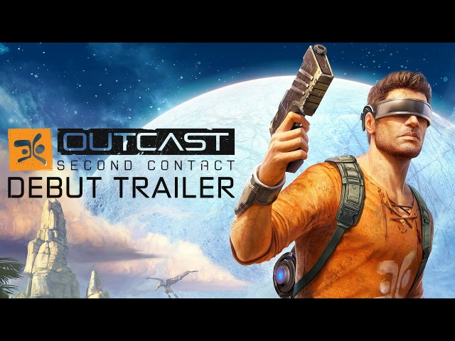 PS4\XBO - Outcast: Second Contact