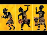TRADITIONAL AFRICAN Music FOLK Music INSTRUMENTAL for Relaxing Studying &amp Ambience