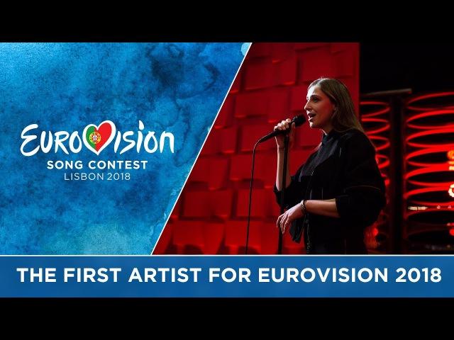 It's Laura Groeseneken for Belgium! - Eurovision Song Contest 2018