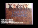 Here am I Hineni I Am Not Ashamed Liberated Wailing Wall 1974 Free Music