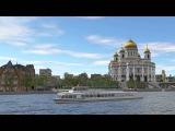 Россия. Новые технологии. Внутренний туризм. Композиция