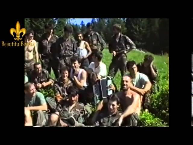 Pjesma za IKU (borci Armije iz Srebrenika) Đe je Mile i svi Karavlasi