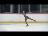 Alysa Liu 2017 Glacier Falls Summer Classic, Junior Ladies Group A Free Skate