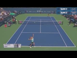 Katerina Siniakova vs Shuai Peng Connecticut Open presented by United Technologies