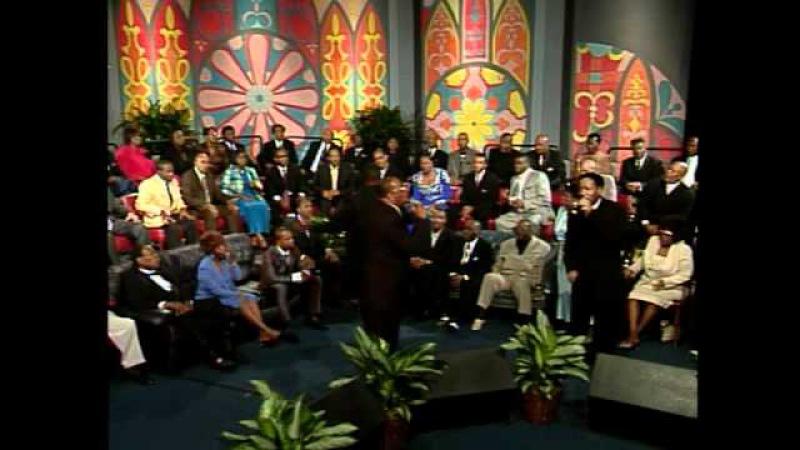Touch Me - Gospel Legends Volume 2 soloist Charles Fold, Bishop Albert Jamison