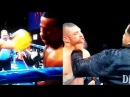 (CHAOS!!) ANDRE DIRRELL IMMEDIATE REACTION TO TEAM ASSAULTING JOSE UZCATEGUI DQ WIN AFTER LATE HIT