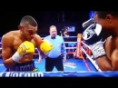 Andre Dirrell's Uncle punches Jose Uzcategui after late blows