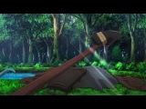 (Без рекламы) Кафе из другого мира - 4 серия AniDUB