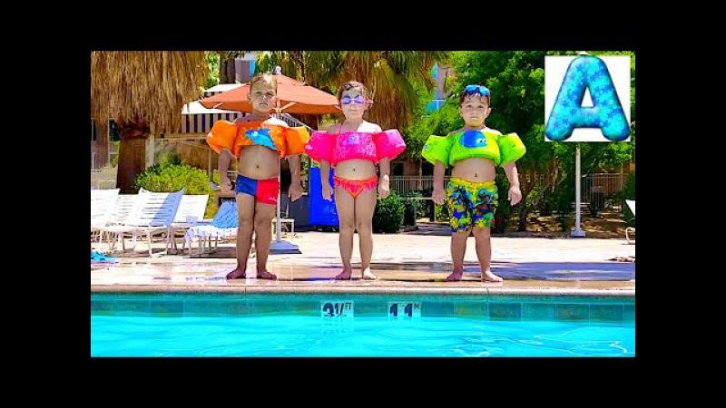 Дружеский Заплыв! Swimming with Friends! Loxanum enk @nkernerov!