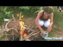 Wow,Amazing lady catch and making Snails BBQ How to make Snails BBQvery nice food