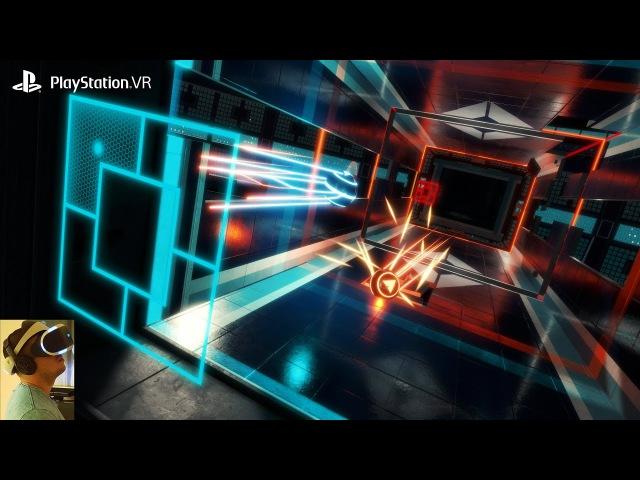 Жестокие игры в виртуальной реальности. PlayStation VR.