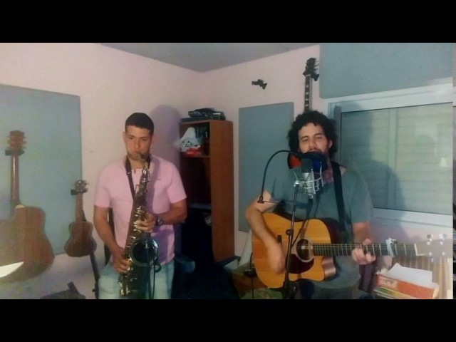 I Don't Wanna Miss A Thing - Aerosmith (Cover by Gil Samuel Buzi)