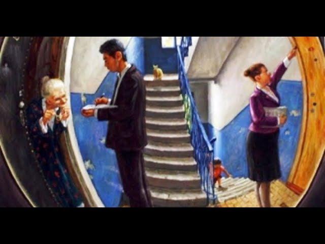 ПенСИОНные Жулики Институт Социальных Программ НПФ САФМАР Инспектора ОПС Ходят По Квартирам