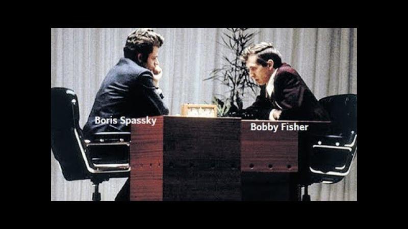 Фильм о шахматисте Фишере Жертвуя пешкой. Игры мастеров