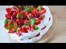 ТОРТ Анна Павлова ☆ Торт-БЕЗЕ ☆ Pavlova Cake