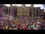 Alesso &amp Calvin Harris feat. Theo Hutchcraft - Under Control Nicky Romero Live @ TomorrowWorld 2013