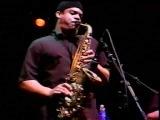 Sam Kininger - Soulive - live - alto sax - funk -