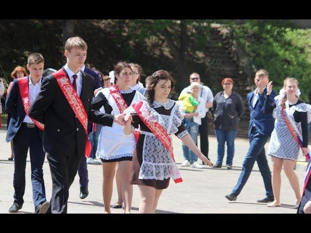 Фестиваль школьных вальсов в Медногорске