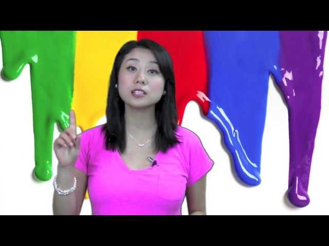 Learn Colors in Mandarin Chinese! Learn Chinese with Emma