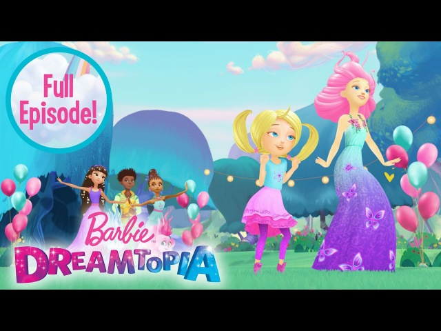 A Staticky Situation | Barbie Dreamtopia: The Series | Episode 7