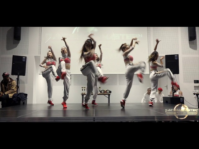 DANCEHALL MASTER WORLD CHOREO 2017 - ISLAND FEVER TAIWAN