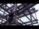 Ironworkers Erecting Structure in San Francisco