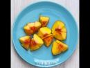 БЕРИ И ДЕЛАЙ - 4 простых способа очистить и порезать фрукты.