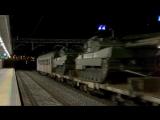 Фейковое видео с военной техникой